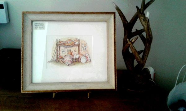 1980's print of Brambly Hedge